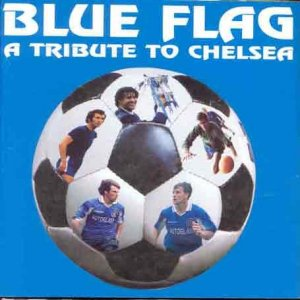 chelsea F.C. blue flag - a tribute to chelsea