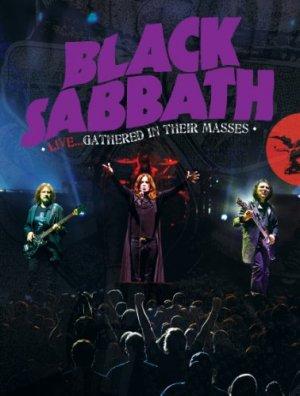 black sabbath (блэк саббат) black sabbath live….gathered in their masses