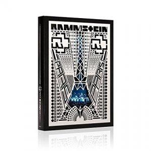 rammstein rammstein: paris / limited metal fan edition