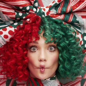 sia everyday is christmas